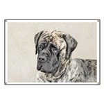 English Mastiff (Brindle) Banner