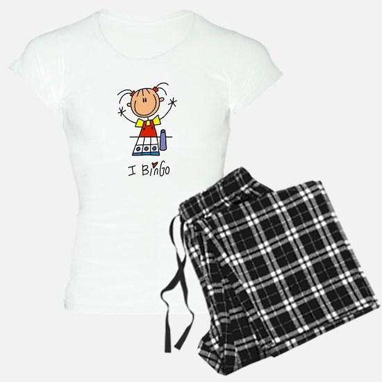 Bingo Lover Pajamas