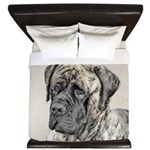 English Mastiff (Brindle) King Duvet