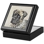 English Mastiff (Brindle) Keepsake Box