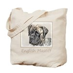 English Mastiff (Brindle) Tote Bag