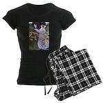 The Rose Faries Women's Dark Pajamas