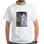 The Rose Faries White T-Shirt
