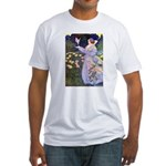 The Rose Faries Fitted T-Shirt