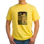 The Rose Faries Yellow T-Shirt