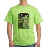 The Rose Faries Green T-Shirt