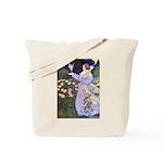 The Rose Faries Tote Bag