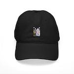 The Rose Faries Black Cap
