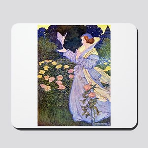 The Rose Faries Mousepad