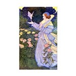 The Rose Faries Sticker (Rectangle 10 pk)