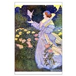 The Rose Faries Large Poster