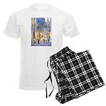 Twilight Fairies Men's Light Pajamas