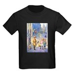 Twilight Fairies Kids Dark T-Shirt