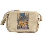 Twilight Fairies Messenger Bag