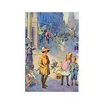 Twilight Fairies Rectangle Magnet (100 pack)