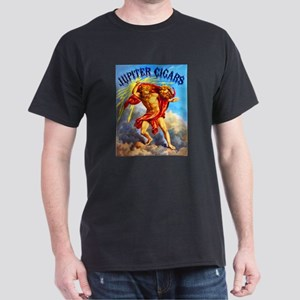 Jupiter Cigar Label Dark T-Shirt