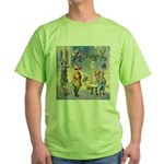 Twilight Fairies Green T-Shirt