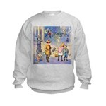 Twilight Fairies Kids Sweatshirt