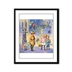 Twilight Fairies Framed Panel Print