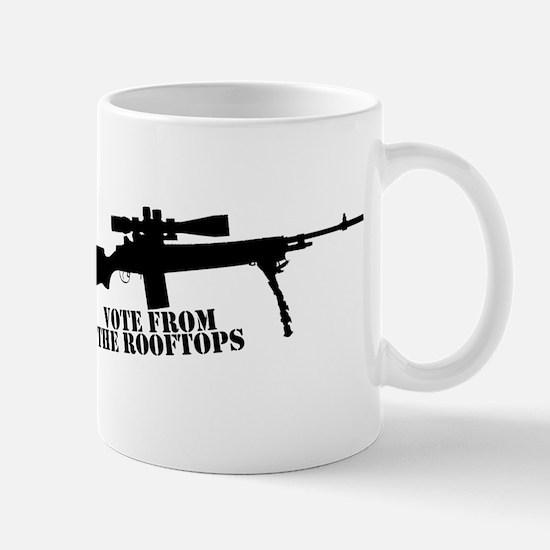 VFTR-Black-w_Transparent-BG Mugs