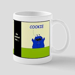 Cookie Stigmata Mug