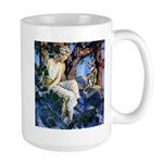 Queen of the Gnomes Large Mug