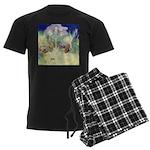 The Fairy Circus Men's Dark Pajamas