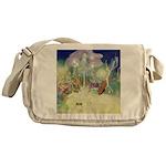 The Fairy Circus Messenger Bag