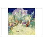 The Fairy Circus Large Poster