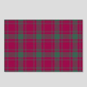 Tartan - MacQuarrie Postcards (Package of 8)