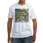The Fairy Circus Fitted T-Shirt