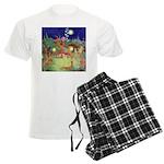 The Fairy Circus Men's Light Pajamas