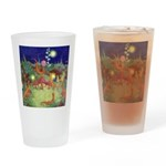 The Fairy Circus Drinking Glass