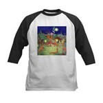 The Fairy Circus Kids Baseball Jersey