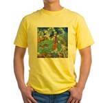 The Fairy Circus Yellow T-Shirt