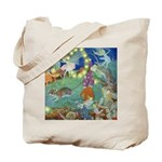 The Fairy Circus Tote Bag
