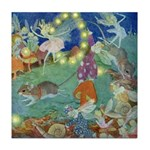The Fairy Circus Tile Coaster