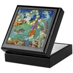 The Fairy Circus Keepsake Box
