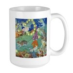 The Fairy Circus Large Mug