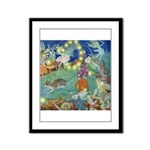 The Fairy Circus Framed Panel Print