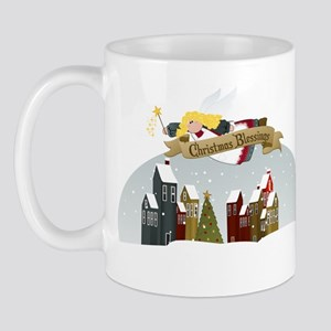 Christmas Blessings Mug