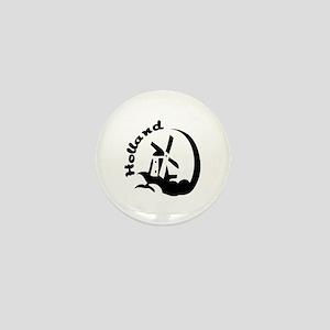 Holland Mini Button
