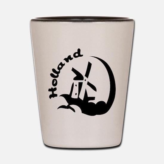 Holland Shot Glass