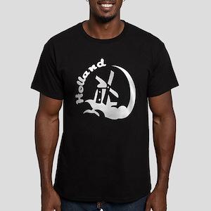 Holland Men's Fitted T-Shirt (dark)