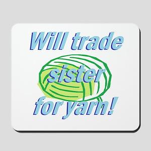 Trade Sister Mousepad