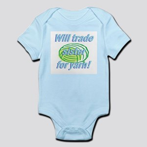 Trade Sister Infant Bodysuit