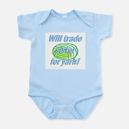 Trade Sister Infant Bodysuit