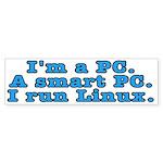 I'm a PC Sticker (Bumper 10 pk)