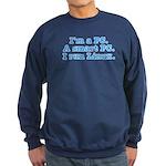 I'm a PC Sweatshirt (dark)