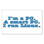 I'm a PC Sticker (Rectangle)